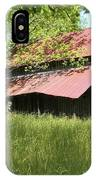 Georgia Barn IPhone Case