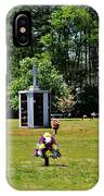 Georgia Memorial Gardens IPhone Case