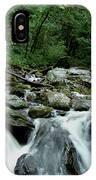 Georgia Mountian Stream IPhone Case