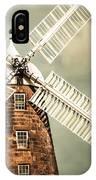 Georgian Stone Windmill  IPhone Case