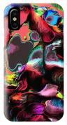 Geranium Gone Wild IPhone Case