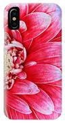 Gerbera Texture IPhone Case