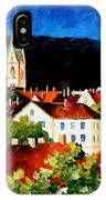 Germany - Freiburg  IPhone Case