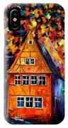Germany - Medieval Rothenburg IPhone Case