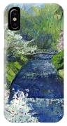 Germany Baden-baden Spring IPhone Case