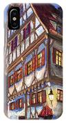 Germany Ulm Old Street IPhone Case