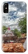 Geronimo Trading Post IPhone Case
