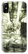 Gery IPhone Case