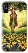Get Grounded - Black Eyed Susan IPhone X Case