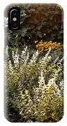 Lost In The Flower Garden IPhone Case