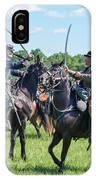 Gettysburg Cavalry Battle 7978c  IPhone Case