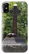 Gettysburg Irish Brigade Monument IPhone Case