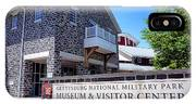 Gettysburg National Park Museum And Visitor Center IPhone X Case