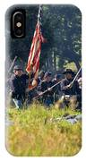 Gettysburg Union Infantry 9348c IPhone Case