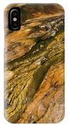 Geyser Basin Springs 2 IPhone Case