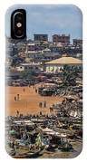 Ghana Africa IPhone Case