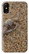 Ghost Crab IPhone Case