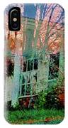 Ghost House Bold IPhone Case
