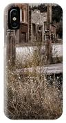 Ghost Town 2 IPhone Case