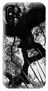 Ghostly Limbs IPhone Case