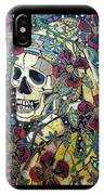 Ghoul With A Pearl Earring IPhone Case