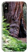 Giant Among The Forest IPhone Case