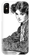 Gibson: Drawings, C1900 IPhone Case