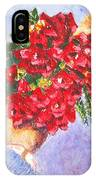 Gift A Bouquet - Bougenvillea IPhone Case