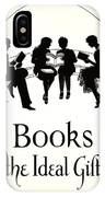 Gift Books 1920 IPhone Case