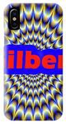 Gilbert IPhone Case