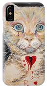 Gilbert With The Broken Heart IPhone Case