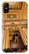 Gilded Ceiling IPhone Case