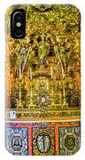 Gilded Chapel IPhone Case