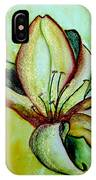 Gilded Lily IPhone Case