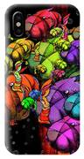 Tanked - Possumponderouspottomas IPhone Case
