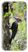 Ginger In The Bayou IPhone Case