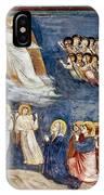 Giotto: Ascension IPhone Case