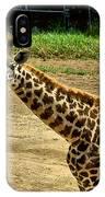 Giraffe 1 IPhone Case