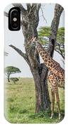 Giraffe 2 IPhone Case