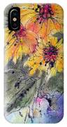 Girasoli IPhone Case