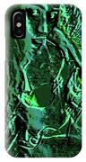 Girl Of Green IPhone Case