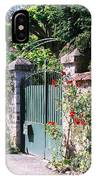 Giverny Gate IPhone Case