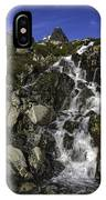 Glacial Waterfall IPhone Case