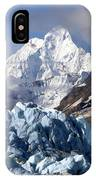 Glacier Bay Alaska Photograph IPhone Case