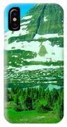 Glacier Formed IPhone Case