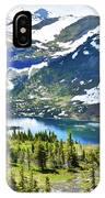 Glacier National Park2 IPhone Case