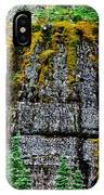 Glacier Np Moss IPhone Case