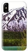 Glacier Waters IPhone Case