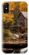 Glades Creek Mill IPhone X Case