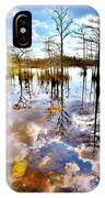 Glades Reflective 1 IPhone Case